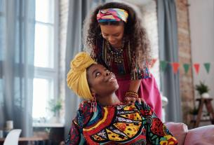 Mothers Who are In Sustainable Clothing Business