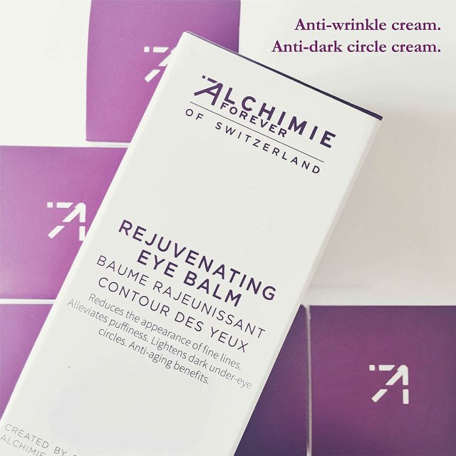 Alchimie Forever Rejuvenating Eye Balm, 0.5 Fl Oz
