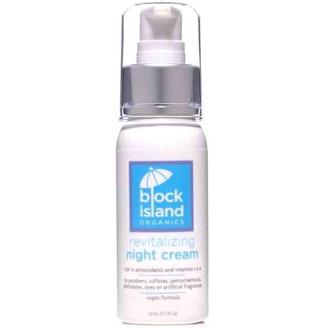 Block Island Organics Revitalizing Night Cream