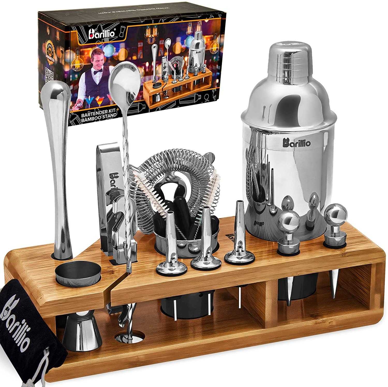 Elite Mixology Bartender Kit