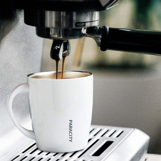 PARACITY Stainless Steel Coffee Mug