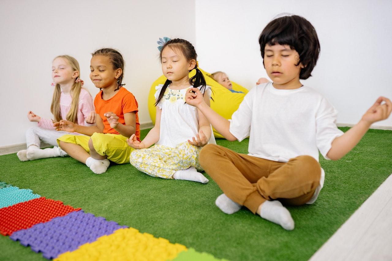 Benefits of Yoga in School