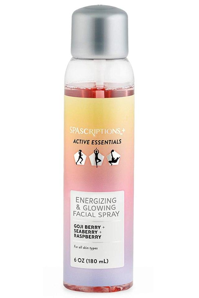 Active Essentials- Energizing & Glowing Facial Spray