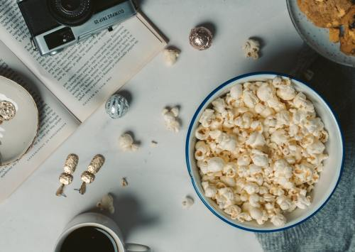 Kernels are in a Bag of Popcorn