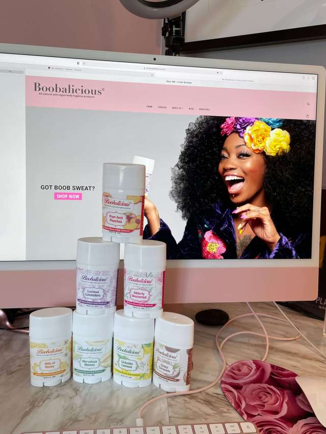 Boobalicious Products