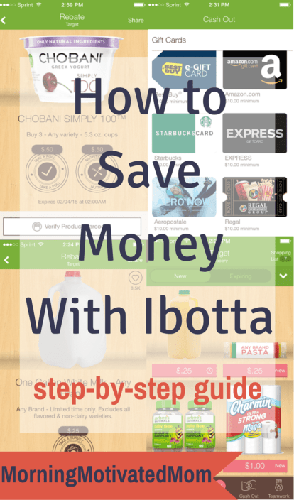How to Save Money With Ibotta. A step-by-step guide.