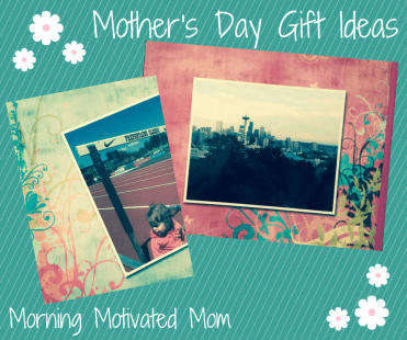 Mother's Day Gift Ideas photo book