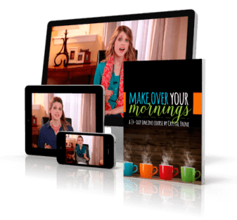 Make Over Your Mornings online course