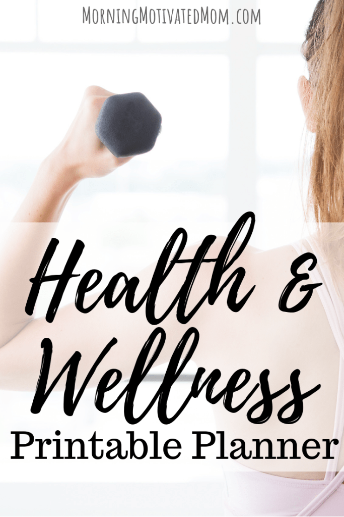 Health and Wellness Printable Planner. Stay on track with your health goals with this 9-page workbook. It will help you plan, manage, and track your health, fitness, and wellness goals.