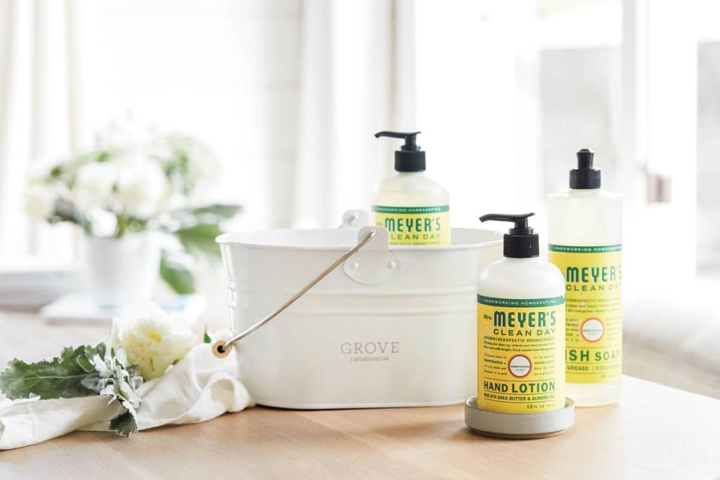 Get a Free Mrs. Meyers Cleaning Kit. How Grove Collaborative works. Get products mailed conveniently to your home. It's easy to skip a month if needed!