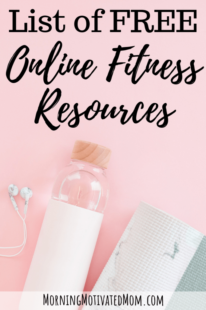 List of Free Online Fitness Resources. Check out this list of free online fitness resources. It includes videos and guides. Fitness and workout tips for healthy living. Making exercise a priority helps to keep the stress down. Make sure you fit exercise into your life!