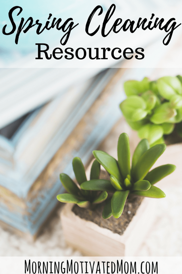 Spring Cleaning Resources: 30 Day Spring Cleaning Challenge – free printable, Conquer Your Clutter Bundle – a bundle of resources (ebooks & ecourses), How to Clean Your Window Tracks without Scrubbing, How to Clean Kitchen Appliances, The Toy Detox, Spring Cleaning Pinterest board, Clean More Than Your Home e-mail series