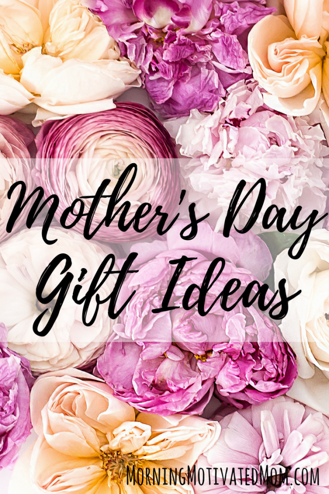 Mom Gift Ideas. Perfect for Mother's Day Gift Ideas.