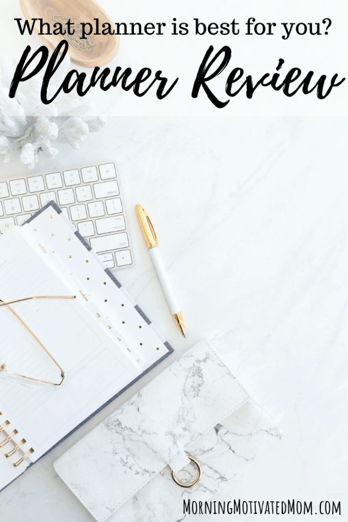I live by my planner! Read my planner review and comparison and get ideas for the best planner for you. Featuring both weekly and daily versions of some of the most beautiful planners out there! Planners are annual, academic year, or undated.