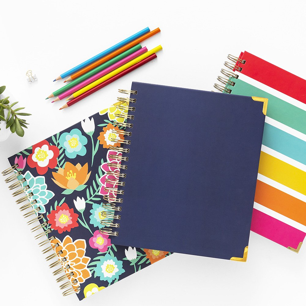 Here is an undated version on my planner comparison and review: The Living Well Planner. One of the best undated planners! Get organized and hit your goals with this planner.