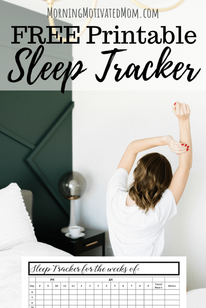 Do you struggle with prioritizing sleep? Take care of yourself and get sleep! I have a free Sleep Tracker Printable to help you track your sleep each night. Simply print and put by your bed. Writing it down can be the key to help you stay accountable and get the sleep you need! Self-care Tips | Time Management