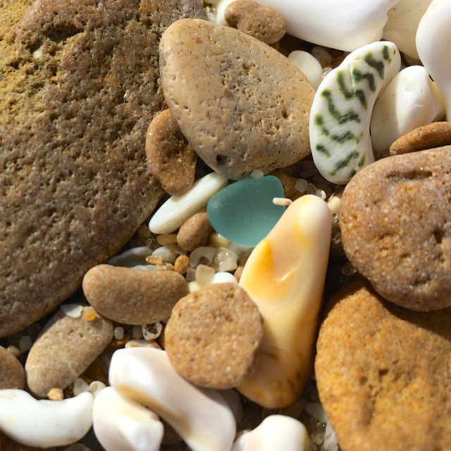Beachcomber Collection by Mornington Sea Glass