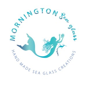 Mornington Sea Glass Mermaid Logo small