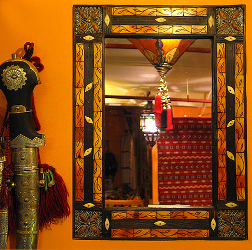 Moroccan Mirror ID 1189 Mirrors Wood Amp Furniture From