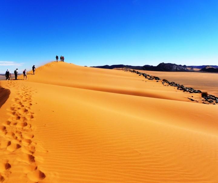 Desert Dunes Jbel Zereg