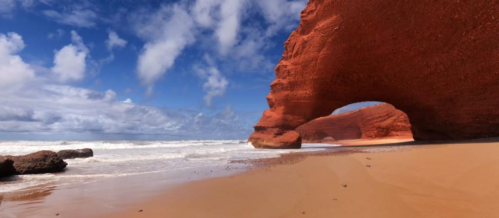 Bildergebnis für morocco beach