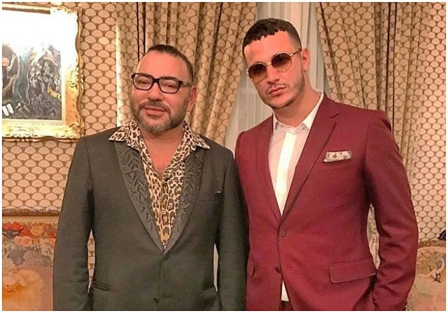 Image result for Mohammed VI of Morocco