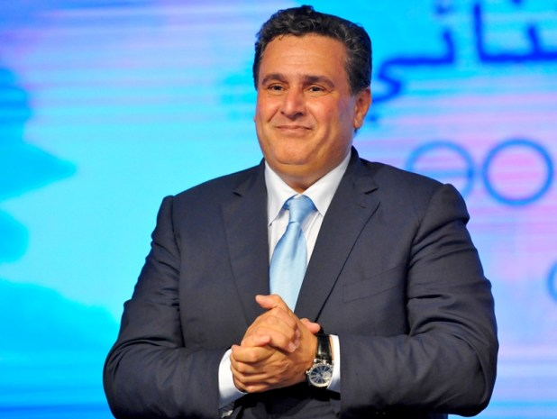 Image result for Aziz Akhannouch