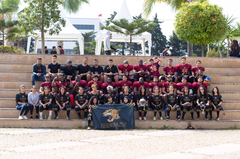 When American Football Becomes Part of Morocco's Culture