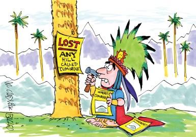 Lost Cumorah