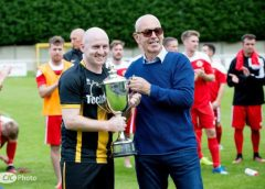 Morpeth Town beat North Shields to clinch JR Cleator Cup