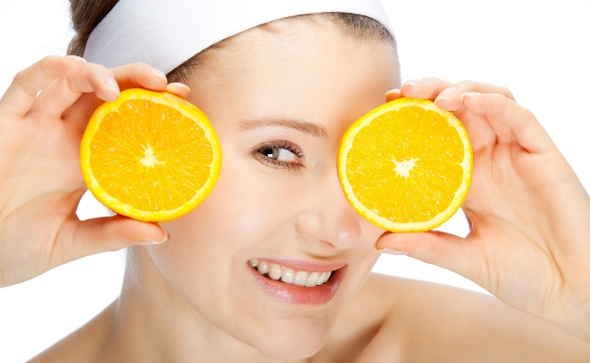 Home remedy with lemon
