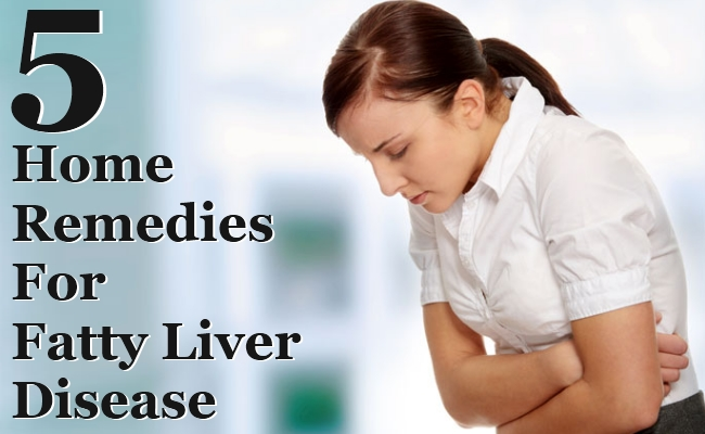 Home Remedies For Fatty Liver Disease