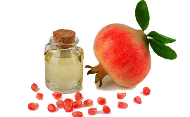 Pomegranate Seed Or Oil Massage