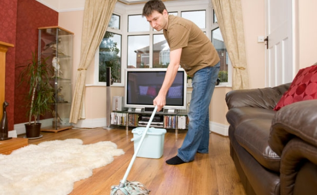 Keep Your House Dust Free