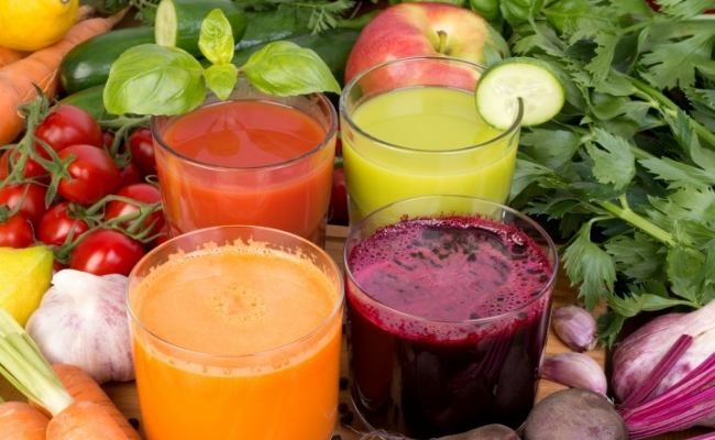 Raw Juices - 9 Beneficial Breakfast Tips For Weight Loss