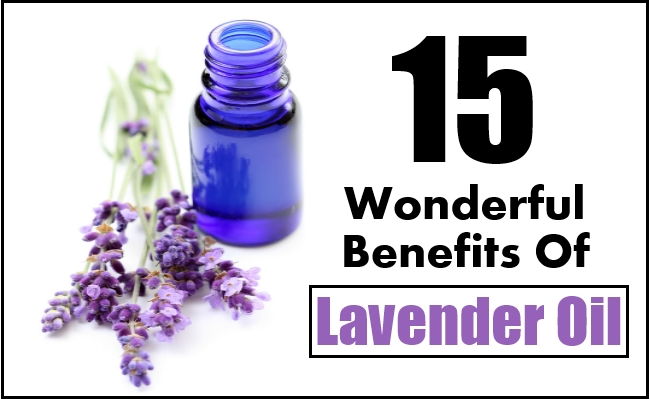 Benefits Of Lavender Oil