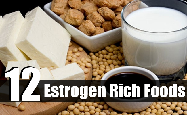 Soy plant estrogen