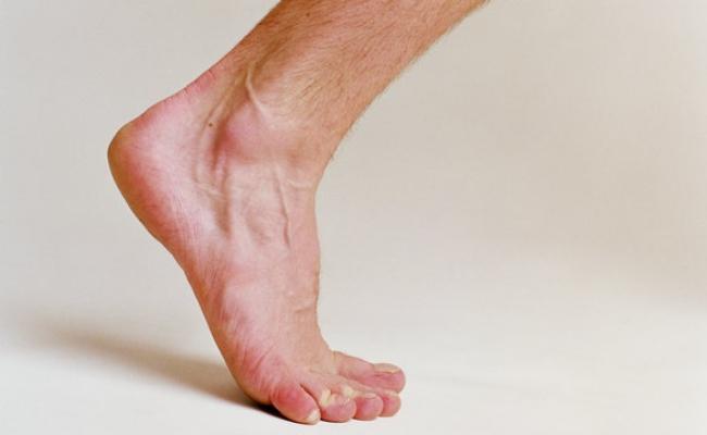 Foot Healing