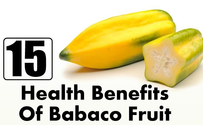 Health Benefits Of Babaco Fruit