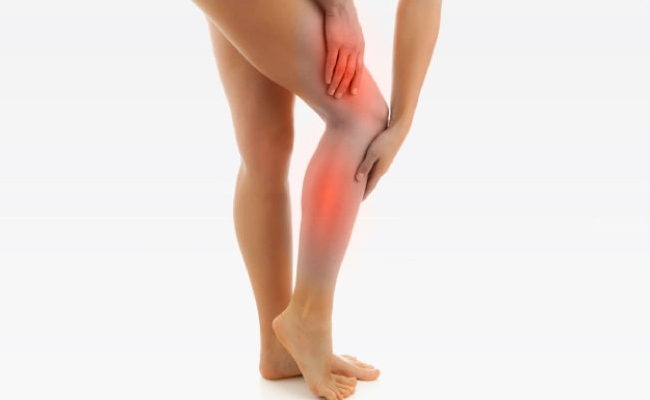 Pain in the leg