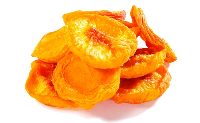 Dried Peaches