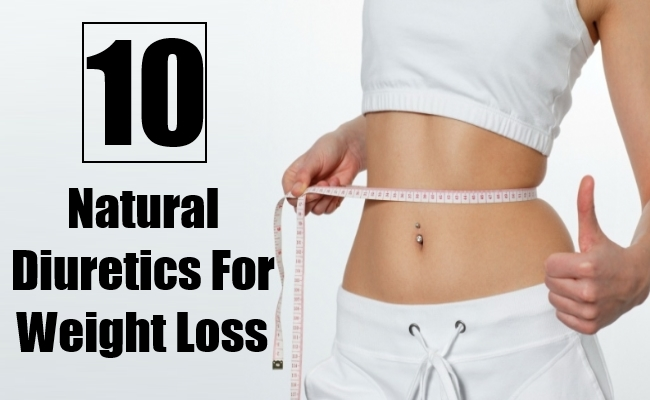 Natural Diuretics For Weight Loss