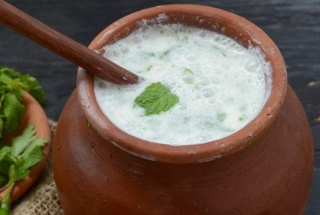 Traditional Buttermilk