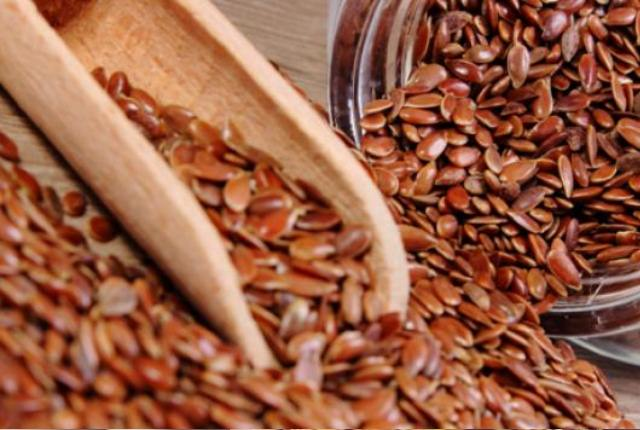 Try Flax Meal
