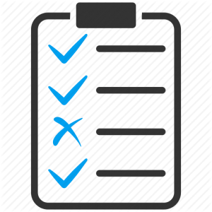 trading-checklist