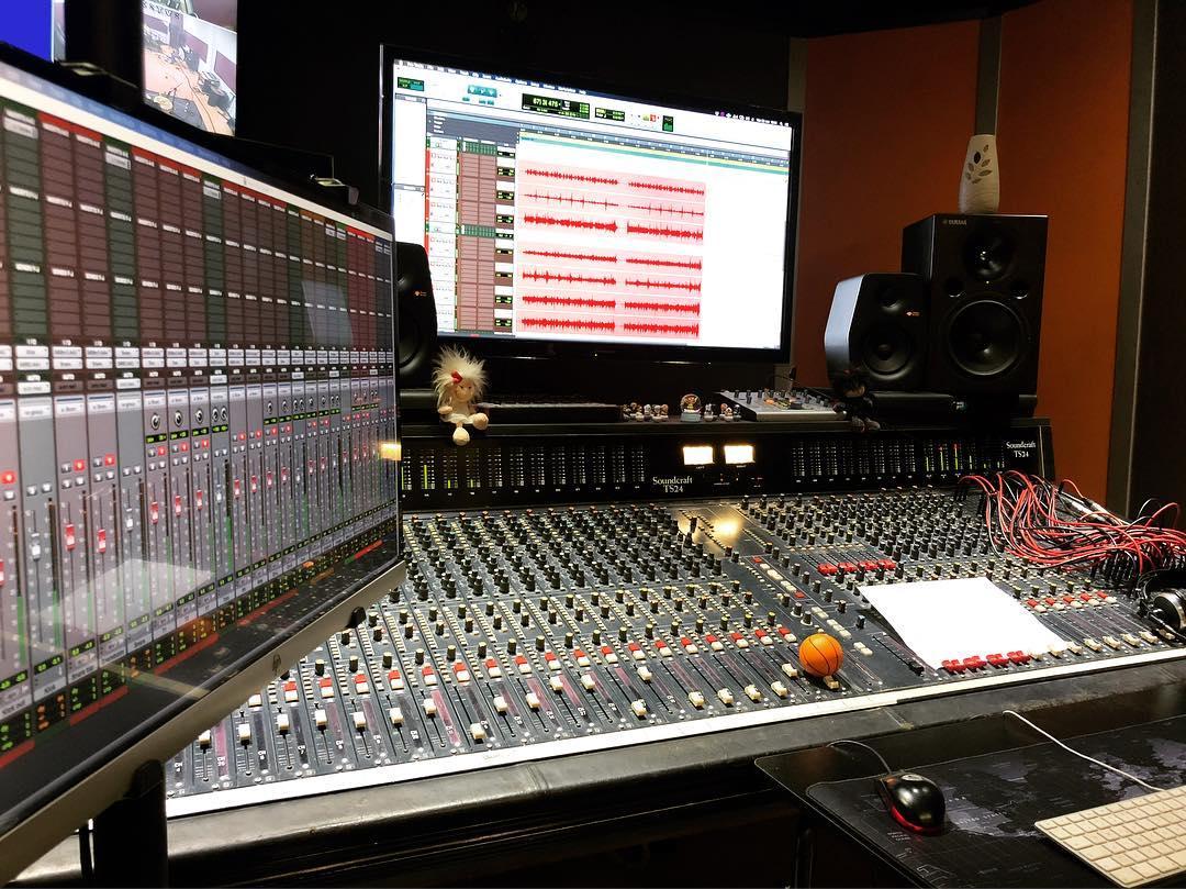 Studio di registrazione