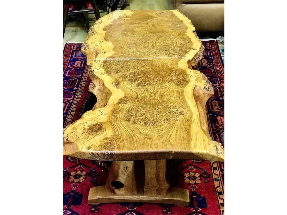 Ross Purves Elm Table