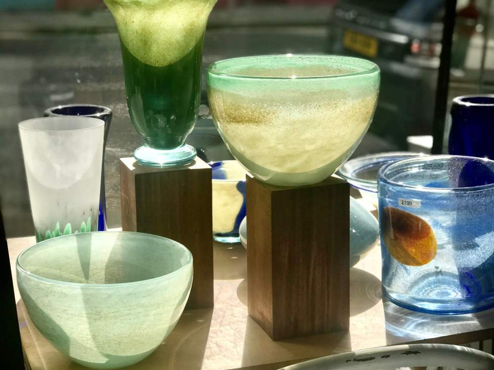 Scandinavian Art Glass