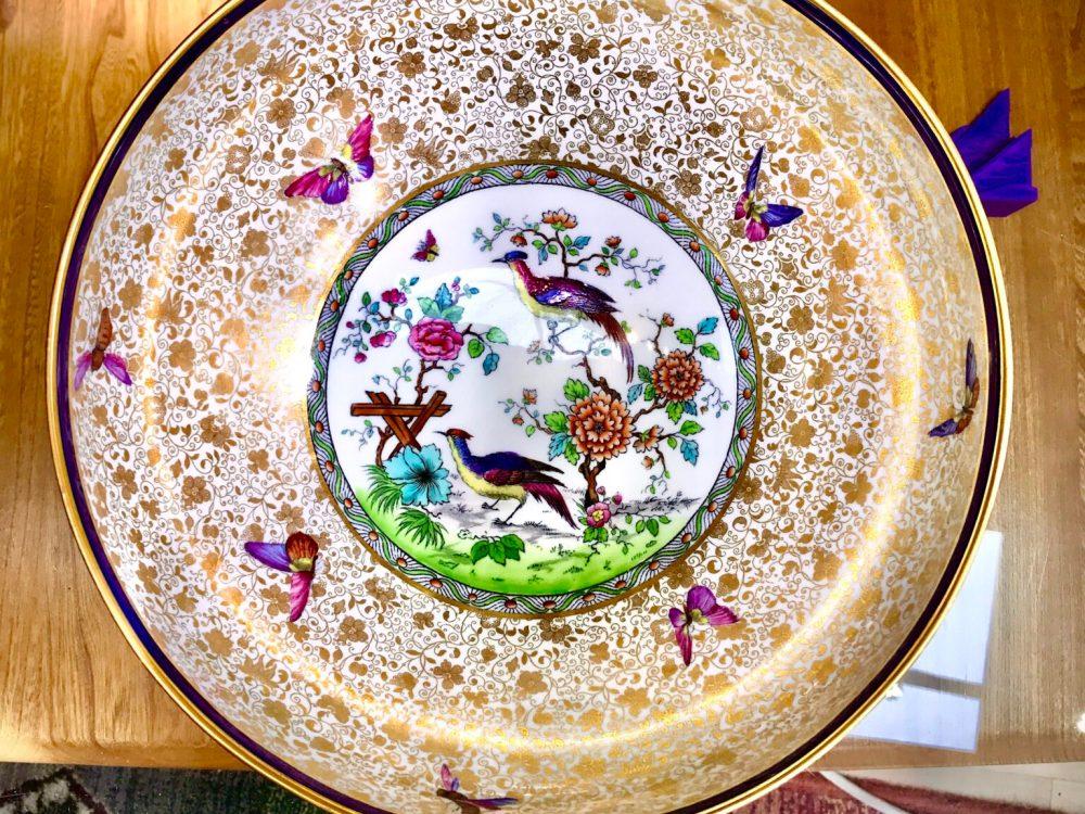 Copeland Spode Ceramic Bowl