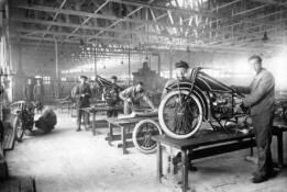 Fabrication de motos